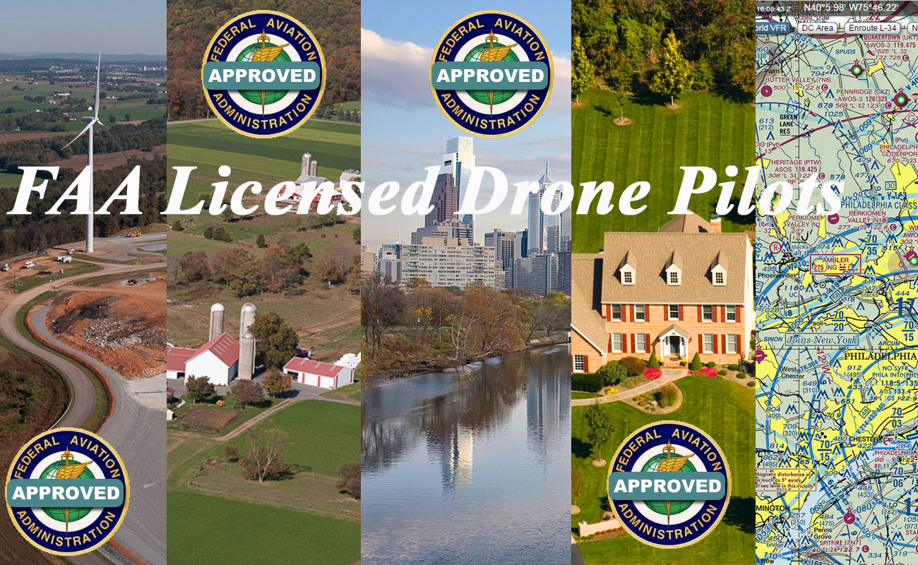 Drone photography services